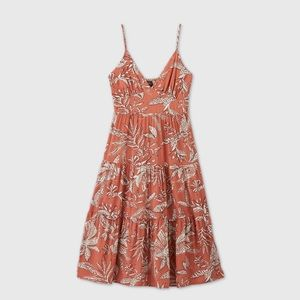 Wild Fable Floral Tiered Sundress